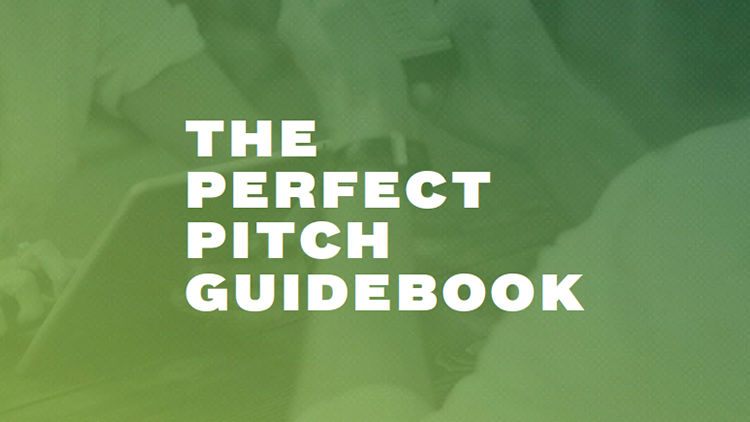 The perfect pitch guidebook